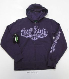 Buy Women's Team Arctic Cat Purple Full Zip Up Hoodie S M XL 5253-842 5253-846 motorcycle in Carey, Ohio, United States, for US $47.95