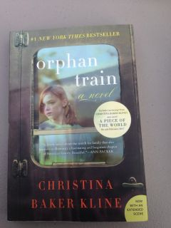Paperback the orphan train