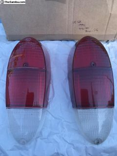 1972 hella tail lights good condition no cracks