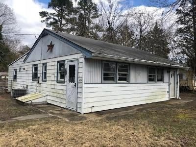 2 Bed 1 Bath Foreclosure Property in Millville, NJ 08332 - E Buckshutem Rd