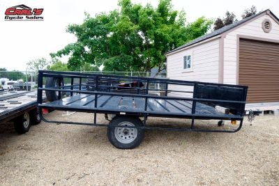2017 Voyager Trailers AT-15-3 Equipment Trailer Trailers Boise, ID