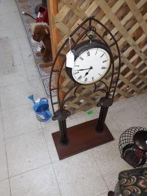 Vintage floor clock
