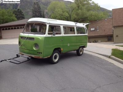 1969 VW Westfalia Camper