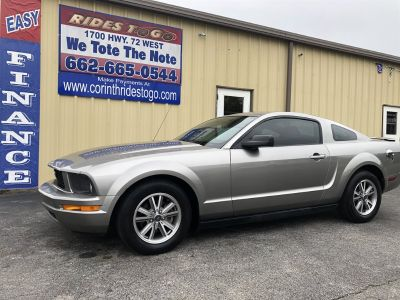 2008 Ford Mustang V6 Deluxe (Grey)