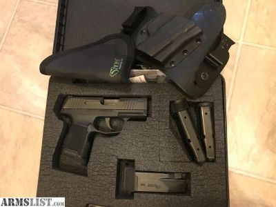 For Sale: Sig Sauer P365 w/extras