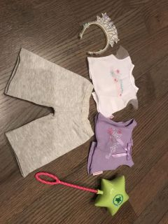 American Girl birthday outfit