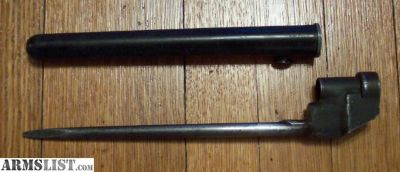 For Sale: Enfield No. 4, MK III Spike Bayonet