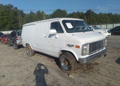 1985 Chevrolet G30