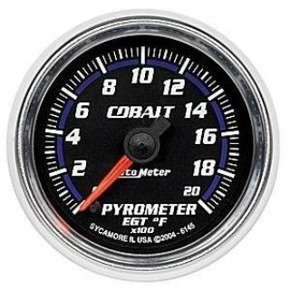 Sell Autometer 2in. PYROMETER; 0-2000 F; FSE; COBALT motorcycle in Acworth, Georgia, US, for US $189.66