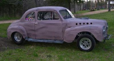 1942 Ford Gasser