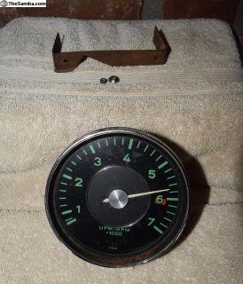 Porsche 912 Tachometer Date Stamped 4/66
