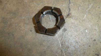 Purchase 1951-55 Chrysler Camshaft Nut Fits 331 De Soto 276- 291 Dodge 241 -270 Engines motorcycle in Lisle, Illinois, United States, for US $3.50