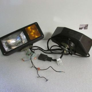 Buy Grote Snow Plow Light Kit 6473 Halogen Sealed Beams-Wire Harness 61438 motorcycle in Plymouth, Indiana, United States