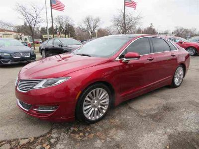 2016 Lincoln MKZ Ecoboost AWD w/ Glass Roof
