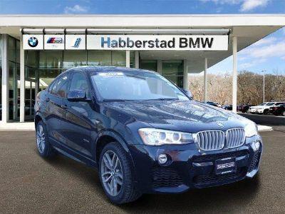 2015 BMW X4 AWD 4dr xDrive35i (Carbon Black Metallic)