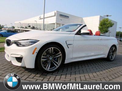 2018 BMW M4 (Alpine White)