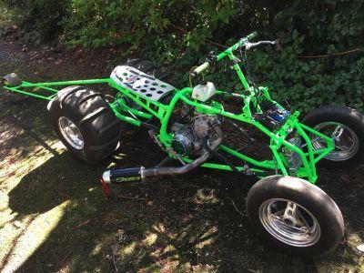 ATV SAND DRAG RACER