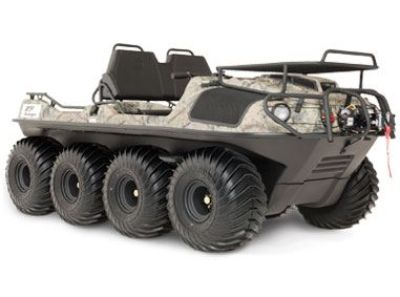 2018 Argo Avenger 8x8 Huntmaster Utility ATVs Lancaster, TX