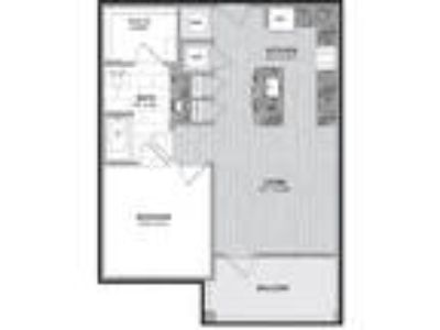 The Flats at Ballantyne Apartments - One BR One BA