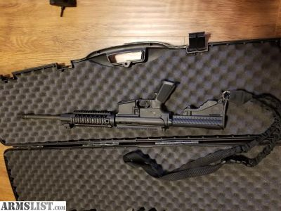 For Sale: DPMS AR-15 with extras