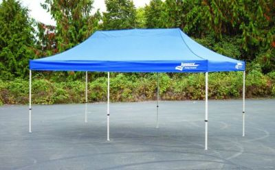 Buy Longacre 20003 Blue Pop-up Racing Pit Canopy - 10' x 20' IMCA Drag Circle Track motorcycle in Monroe, Washington, United States, for US $699.00