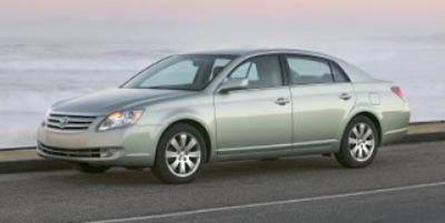 2005 Toyota Avalon XL (Blizzard Pearl)