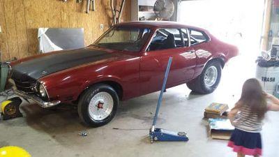 1972 Mercury Comet Drag Car