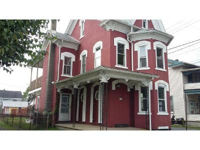 3 Bed 1.1 Bath Foreclosure Property in Sunbury, PA 17801 - Walnut St