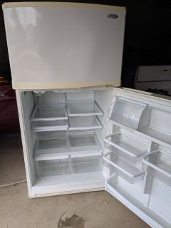 Fridge, Range, Dishwasher