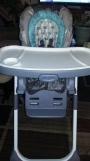 Graco duo booster/ high chair