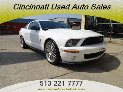 2008 Ford Mustang Shelby GT500 (Performance White Clearcoat)