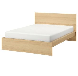 Queen Bed frame and bed base