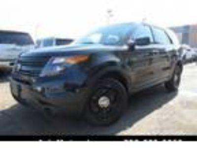 Used 2014 Ford Explorer 4WD Police Interceptor