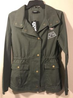 Star Wars Military Style Jacket