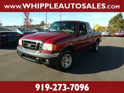2005 Ford Ranger XL (Red)