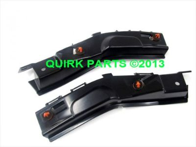 Find 2008-2012 Mercury Mariner Right & Left Rear Bumper Bar Bracket Supports OEM NEW motorcycle in Braintree, Massachusetts, United States, for US $48.88