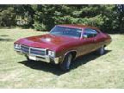 1969 Buick GS350 Hardtop Coupe