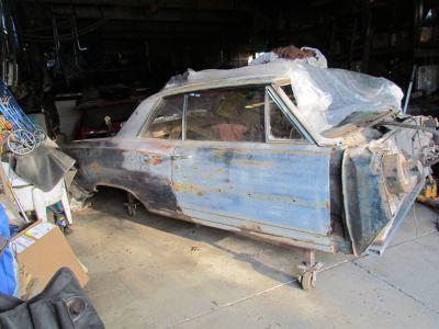 65 Chevelle Body