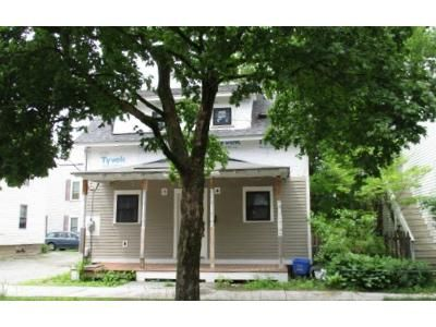 2 Bed 2 Bath Foreclosure Property in Burlington, VT 05401 - Elmwood Ave