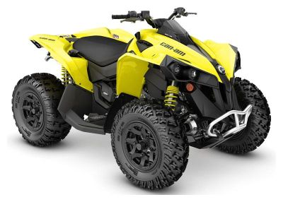 2019 Can-Am Renegade 850 ATV Sport Lancaster, NH