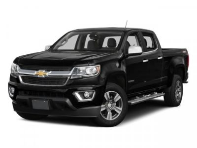 2016 Chevrolet Colorado 4WD Z71 (Cyber Gray Metallic)