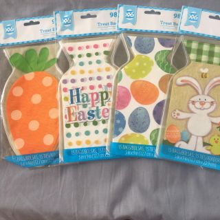 Easter treat bags nwt
