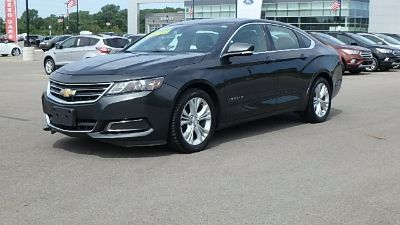 2014 Chevrolet Impala LT (Black)