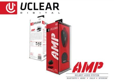 Buy UCLEAR Digital AMP Dual Motorcycle Street Bluetooth Helmet Audio Syste motorcycle in Manitowoc, Wisconsin, United States, for US $360.00