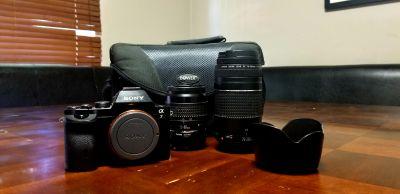 Sony A7 Camera Bundle