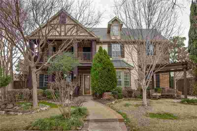 1201 Queen Guinevere Drive Lewisville Five BR, Custom home in