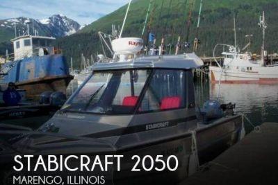 2016 Stabi Craft 2050