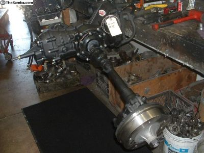 Complete Big Shaft Flyer with Rebuilt Brakes