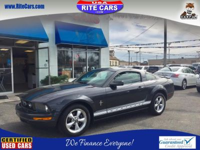 $6,438, GREY 2008 Ford Mustang $6,438.00 | Call: (888) 341-9795