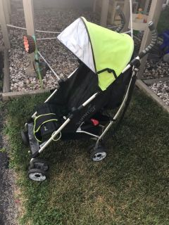 Summer Infant brand umbrella stroller
